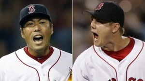 Koji and Papelbon Comparison