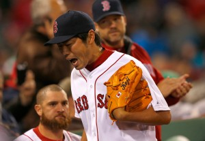 Koji Uehara 2013 Red Sox